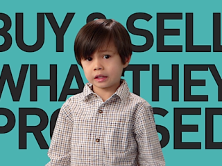 MarketWatch: </br> Kids Explain Futures Trading